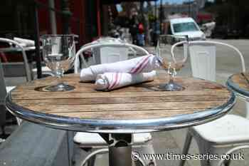 Barnet Council to cut costs of outdoor seating licences   Times Series - Times Series