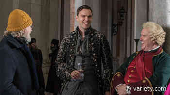 How Working Together on 'The Favourite' Set the Tone for Nicholas Hoult and Tony McNamara on 'The Great' - Variety