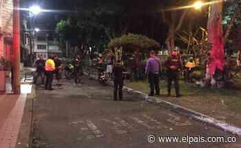 En Palmira intervinieron más de 45 fiestas durante el pasado puente festivo: autoridades - El País