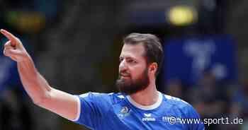 Volleyball: Thilo Späth-Westerholt erklärt Plan beim VfB Friedrichshafen - SPORT1