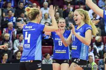 Volleyball - Janna Schweigmann: NawaRo schnappt sich nächstes Talent - idowa