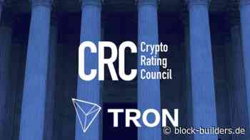 Crypto Rating Council könnte vor Tron (TRX) warnen | Block-Builders.de - Block-Builders.de