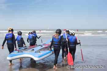 Surfin' Koksijde: badstad pakt uit met grootste Belgische watersportzone - Weekend Knack