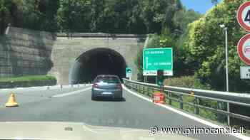 A12, Slitta riapertura tratto Chiavari-Sestri Levante - Primocanale