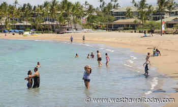 High enterococci levels prompt advisory for waters near Anaehoomalu Bay - West Hawaii Today