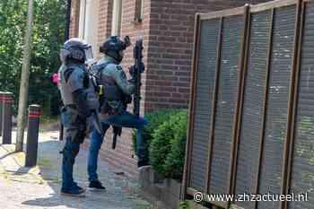 Vijf Dordtenaren aangehouden in groot drugsonderzoek; panden in Dordrecht, Zwijndrecht en Papendrecht doorzocht - ZHZActueel