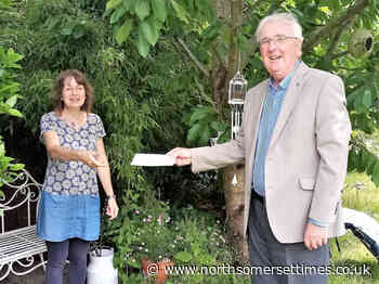 Portishead Rotary donates more than £300 to Trinity School - North Somerset Times