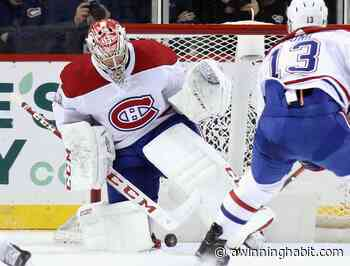 If NHL Teams Get Two Compliance Buyouts, Would Carey Price Be Gone?