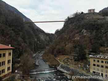 Passerella sul Mallero a Sondrio, affidati i lavori - FOTO - Prima la Valtellina