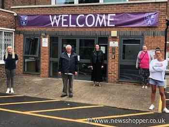 Sidcup school makes special face masks for Bexley Deaf Centre - News Shopper
