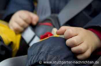 Radolfzell im Kreis Konstanz - Kleinkind schließt sich im Auto ein – Feuerwehr muss anrücken - Stuttgarter Nachrichten