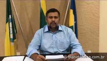 Vídeo: Prefeito de Rolim de Moura vai cumprir decreto do governo do estado, mas vai recorrer da decisão de Marcos Rocha - Planeta Folha