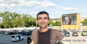 Fatih Akin war das erste Mal im Autokino - WESER-KURIER