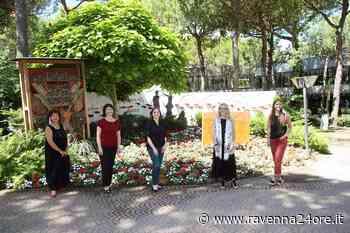 Cervia Città Giardino: l'aiuola Bagnacavallo è dedicata alla violenza di genere - Ravenna24ore