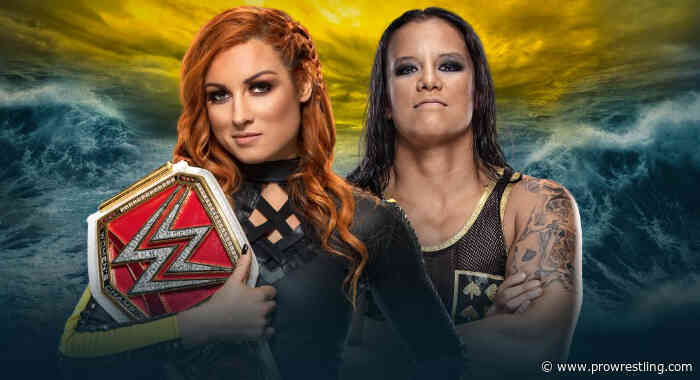 Becky Lynch Reveals She Pitched For Shayna Baszler To Win At WrestleMania 36