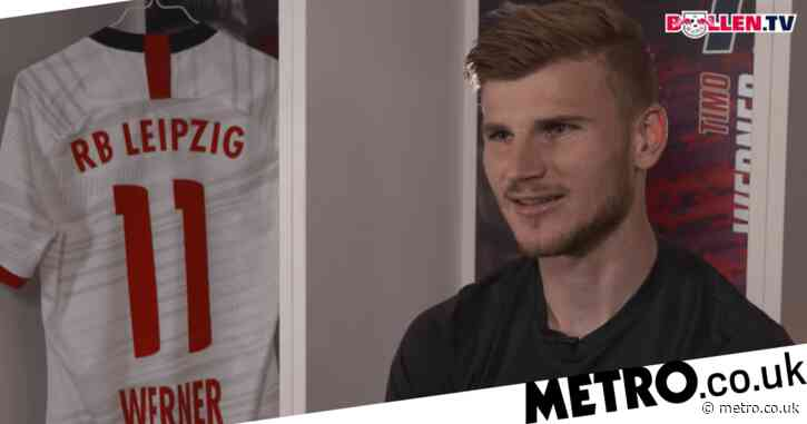 Timo Werner reveals how Frank Lampard and Antonio Rudiger convinced him to join Chelsea