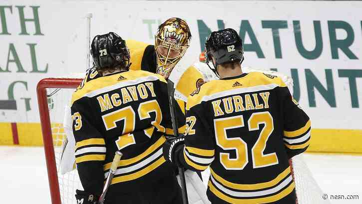 How Do Bruins Benefit From Return To Play Format? | NESN Bruins Podcast Ep. 71