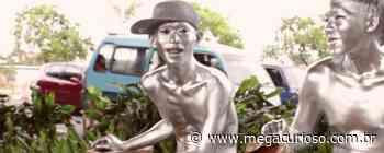 Manusia Silver: conheça os mendigos de prata da Indonésia - Mega Curioso Mobile