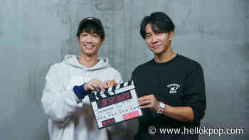 """8 Adorable Bromantic Moments From Lee Seung Gi & Jasper Liu In """"Twogether"""" - hellokpop"""