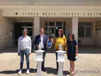 Dal Rotary Club di Fasano donate 8 colonnine per le scuole di Locorotondo - AgoraBlog