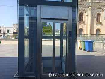 Fasano, ascensori finiti da un anno mai entrati in funzione: in Stazione binari offlimits per disabili anziani e ciclisti - Il Quotidiano Italiano - Bari