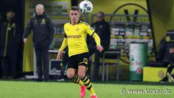 Hazard bekommt die Rückennummer 10 beim BVB