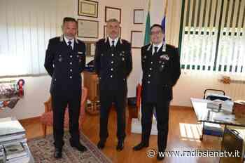 San Gimignano dá il benvenuto al nuovo comandante dei carabinieri - RadioSienaTv