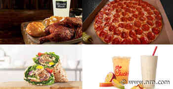 Menu Tracker: New items from Arby's, Chick-fil-A, Church's Chicken and Papa John's Pizza