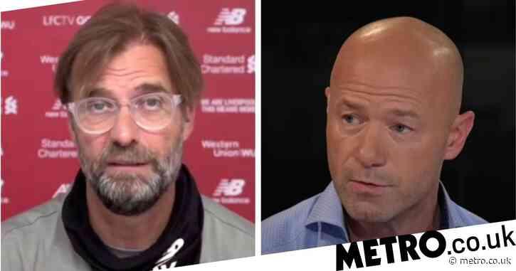 Alan Shearer backs Man City, Man Utd and Chelsea to 'get closer' to Premier League champions Liverpool next season