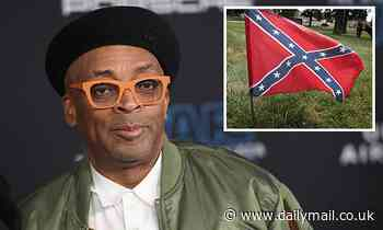 Film director Spike Lee compares Confederate flag to swastika