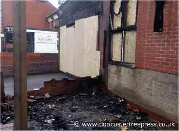 Aftermath shows devastation as Doncaster club destroyed in blaze - Doncaster Free Press