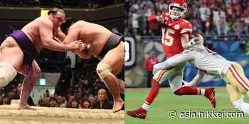 How sumo and American football could help unite the world - Nikkei Asian Review