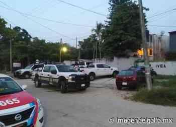 Policía sembró drogas a taxista detenido en Nanchital, acusan - Imagen del Golfo