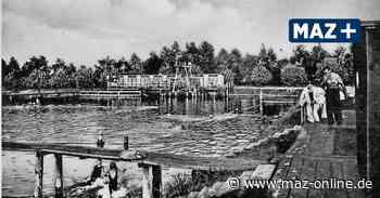 Freibad Nauen: Die erste Badeanstalt lag am Hauptkanal - Märkische Allgemeine Zeitung