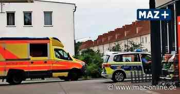 Raubüberfall mitten in Oranienburg am Dienstagabend - Märkische Allgemeine Zeitung