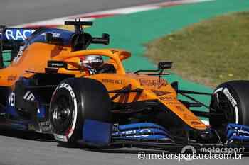 McLaren: desenvolvimento limitado por motor Mercedes não nos impedirá de dar um salto de performance - Bol - Uol