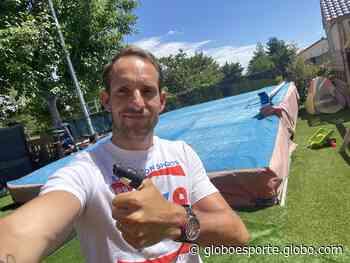 Campeão olímpico, Renaud Lavillenie quebra o dedo após salto e passará por cirurgia - globoesporte.com