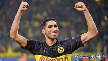 Vom Inter-Schreck zum Inter-Profi: Hakimi für 45 Millionen Euro nach Mailand