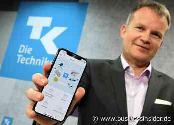 Der. Chef der Techniker Krankenkasse über Big Data in der Medizin - Business Insider Deutschland