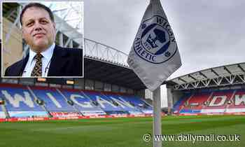 Wigan's administrators to begin investigation into 'incredible' financial details involving owners