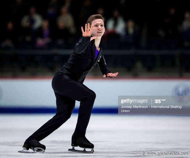World Junior title a 'springboard' for Andrei Mozalev