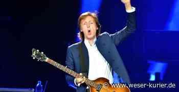 Paul McCartney, Rolling Stones, Coldplay: Über 1.400 Künstler wollen Live-Musik retten - WESER-KURIER