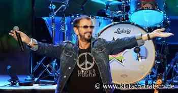 Beatles-Legende Ringo Starr feiert seinen 80. mit Paul McCartney - klatsch-tratsch.de
