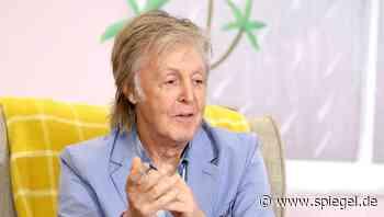 "Paul McCartney: Angst vor ""Carpool Karaoke"" in Liverpool - DER SPIEGEL - DER SPIEGEL"