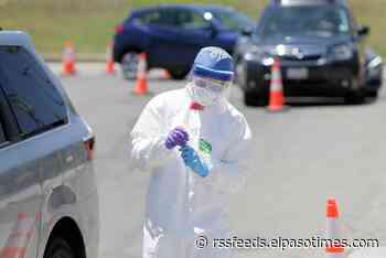 El Paso coronavirus update: City reports 265 new COVID-19 cases, deaths rise to 132