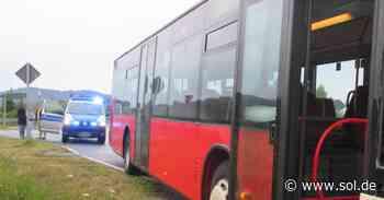 Linienbus in Wadern geklaut - Polizei stellt 21-jährigen Tatverdächtigen - sol.de