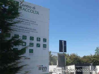Cambiano gli orari del centro di raccolta Iren di Casalgrande - Bologna 2000
