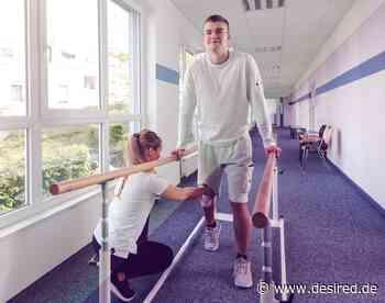 Wie wird man eigentlich Physiotherapeut? - desired.de