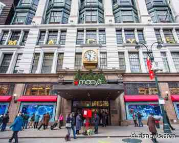 Macy's Pins Holiday Hopes on Curbside After Staggering Quarterly Loss