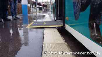 Albstadt: Bushaltestellen werden barrierefrei - Albstadt - Schwarzwälder Bote